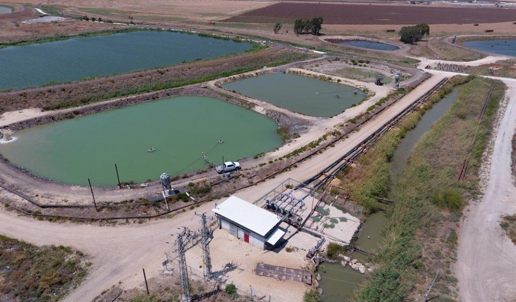 מכון מרכזי - הולכת מים