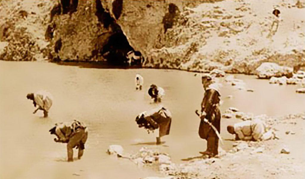 ההיסטוריה של אגודת המים